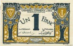 1 Franc FRANCE régionalisme et divers NICE 1917 JP.091.05 TTB
