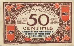 50 Centimes FRANCE régionalisme et divers Nice 1917 JP.091.06 TTB