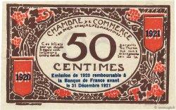 50 Centimes FRANCE régionalisme et divers NICE 1917 JP.091.06 TTB+
