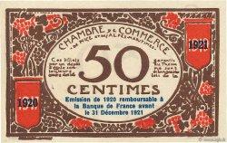 50 Centimes FRANCE régionalisme et divers NICE 1917 JP.091.06 pr.SPL