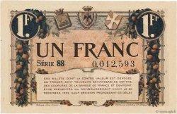 1 Franc FRANCE régionalisme et divers NICE 1920 JP.091.11 SUP