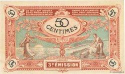 50 Centimes FRANCE régionalisme et divers Niort 1920 JP.093.10 TTB