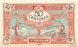 50 Centimes FRANCE régionalisme et divers NIORT 1920 JP.093.10 SPL