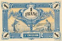 1 Franc FRANCE régionalisme et divers NIORT 1920 JP.093.11 pr.NEUF
