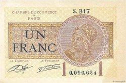 1 Franc FRANCE régionalisme et divers Paris 1920 JP.097.23 pr.NEUF