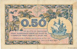 50 Centimes  FRANCE régionalisme et divers Paris 1920 JP.097.31 TB