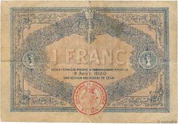 1 Franc FRANCE régionalisme et divers Dijon 1915 JP.053.04 pr.TB