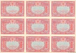 50 Centimes Planche FRANCE régionalisme et divers SAINT-DIE 1920 JP.112.18 SUP