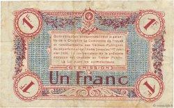 1 Franc FRANCE régionalisme et divers TROYES 1918 JP.124.12 TB