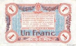 1 Franc FRANCE régionalisme et divers TROYES 1918 JP.124.14 TTB