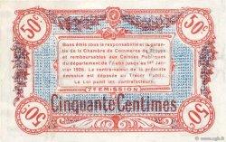 50 Centimes FRANCE régionalisme et divers TROYES 1918 JP.124.13 TTB+