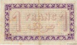 1 Franc FRANCE régionalisme et divers ALGER 1914 JP.137.01 TB+