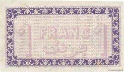 1 Franc FRANCE régionalisme et divers Alger 1914 JP.137.01 pr.SPL