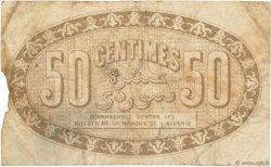 50 Centimes FRANCE régionalisme et divers Alger 1915 JP.137.09 B+