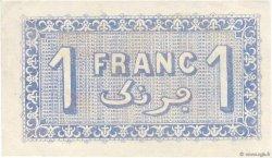 1 Franc FRANCE régionalisme et divers ALGER 1921 JP.137.18 TTB+