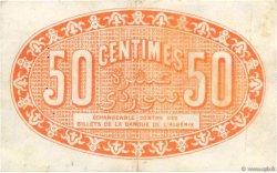 50 Centimes FRANCE régionalisme et divers ALGER 1922 JP.137.23 TTB