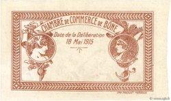 50 Centimes FRANCE régionalisme et divers BÔNE 1915 JP.138.01 SUP