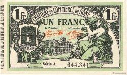 1 Franc FRANCE régionalisme et divers BÔNE 1921 JP.138.15 SPL