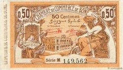 50 Centimes FRANCE régionalisme et divers BÔNE 1921 JP.138.18 SUP