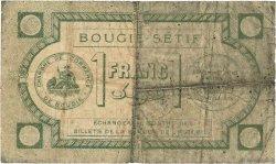 1 Franc FRANCE régionalisme et divers BOUGIE, SETIF 1915 JP.139.02 B