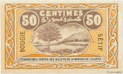 50 Centimes FRANCE régionalisme et divers Bougie, Sétif 1918 JP.139.03 pr.NEUF