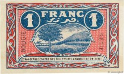 1 Franc FRANCE régionalisme et divers Bougie, Sétif 1918 JP.139.06 SPL+