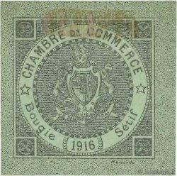 10 Centimes FRANCE régionalisme et divers Bougie, Sétif 1916 JP.139.10 SUP+