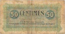 50 Centimes FRANCE régionalisme et divers CONSTANTINE 1915 JP.140.03 pr.TB