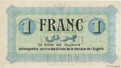 1 Franc FRANCE régionalisme et divers CONSTANTINE 1915 JP.140.04 pr.SPL