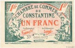 1 Franc FRANCE régionalisme et divers Constantine 1921 JP.140.28 SUP