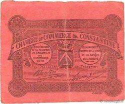 10 Centimes FRANCE régionalisme et divers CONSTANTINE 1915 JP.140.47 TB+