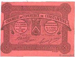 10 Centimes FRANCE régionalisme et divers CONSTANTINE 1915 JP.140.47 SPL