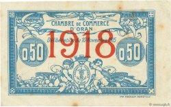 50 Centimes FRANCE régionalisme et divers Oran 1915 JP.141.19 TTB