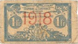 1 Franc FRANCE régionalisme et divers Oran 1915 JP.141.20 B