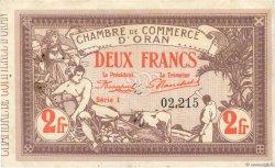 2 Francs FRANCE régionalisme et divers ORAN 1920 JP.141.24 TTB