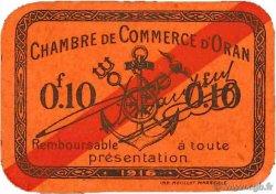 10 Centimes FRANCE régionalisme et divers Oran 1916 JP.141.49 pr.SPL