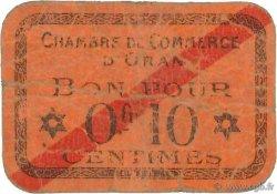 10 Centimes FRANCE régionalisme et divers ORAN 1916 JP.141.51 B+