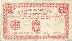 50 Centimes FRANCE régionalisme et divers PHILIPPEVILLE 1914 JP.142.01 TB