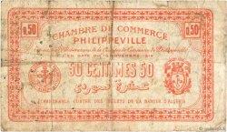 50 Centimes FRANCE régionalisme et divers PHILIPPEVILLE 1914 JP.142.05 B+
