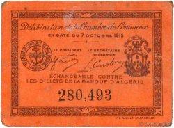 5 Centimes FRANCE régionalisme et divers Philippeville 1915 JP.142.12 TB