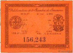 5 Centimes FRANCE régionalisme et divers Philippeville 1915 JP.142.12 TTB+
