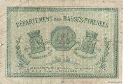 50 Centimes FRANCE régionalisme et divers Bayonne 1921 JP.021.69 B