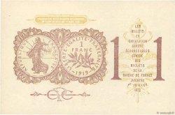 1 Franc FRANCE régionalisme et divers PARIS 1920 JP.097.23 SPL