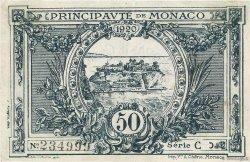 50 Centimes MONACO  1920 P.03a