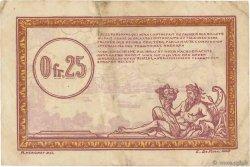 0,25 Franc FRANCE régionalisme et divers  1918 JP.135.03 TB+