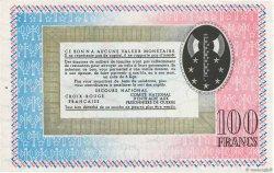 100 Francs BON DE SOLIDARITÉ FRANCE régionalisme et divers  1941 KL.10A2 pr.SPL
