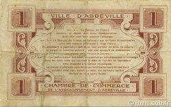 1 Franc FRANCE régionalisme et divers Abbeville 1920 JP.001.20 TB