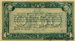 50 Centimes FRANCE régionalisme et divers AGEN 1914 JP.002.01 TTB à SUP