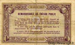 2 Francs FRANCE régionalisme et divers Agen 1917 JP.002.15 TB