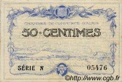 50 Centimes FRANCE régionalisme et divers Alais, Nom Actuel :  Alès 1915 JP.004.01 TB